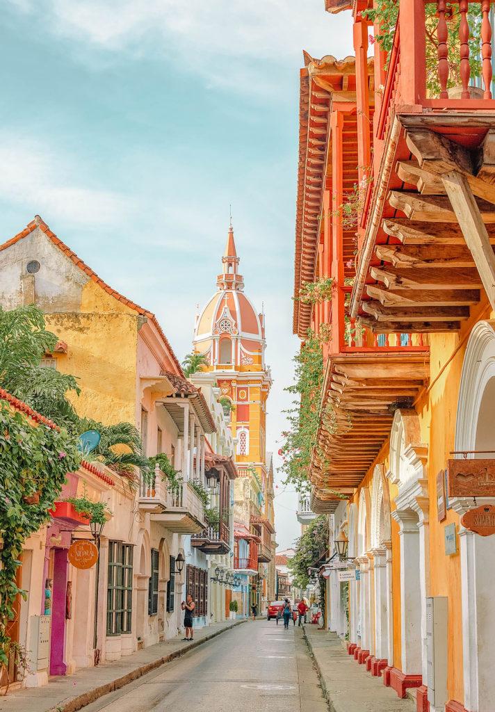 Matrimonios en Cartagena